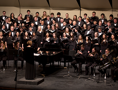 Choirs in Concert: For the Joy of the Singing