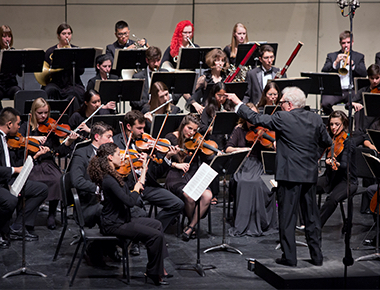 U of T Symphony Orchestra at the New Music Festival
