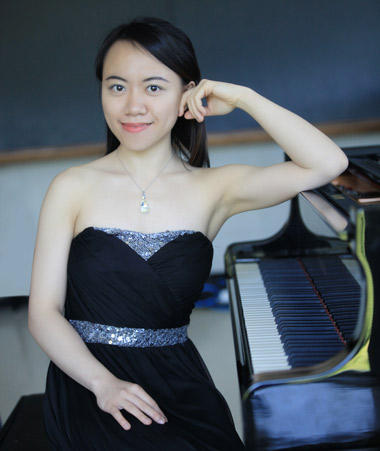 DMA Competition Winner: Jialiang Zhu, piano