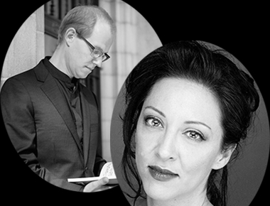 Nathalie Paulin, soprano and Steven Philcox, piano