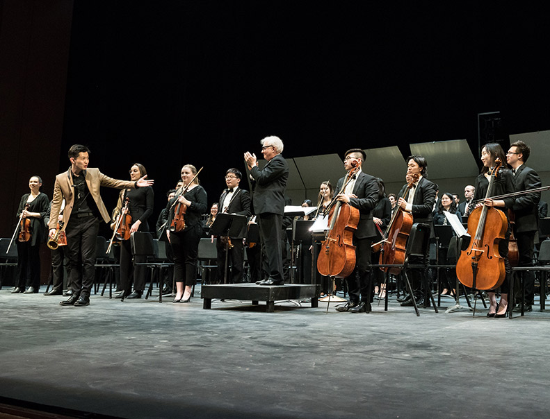 U of T Symphony Orchestra Concerto Competition Finals