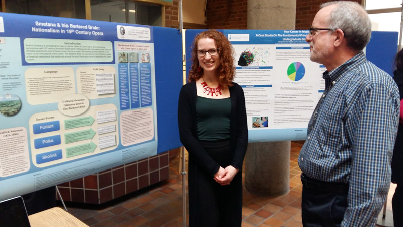 CANCELLED Undergraduate Research Showcase