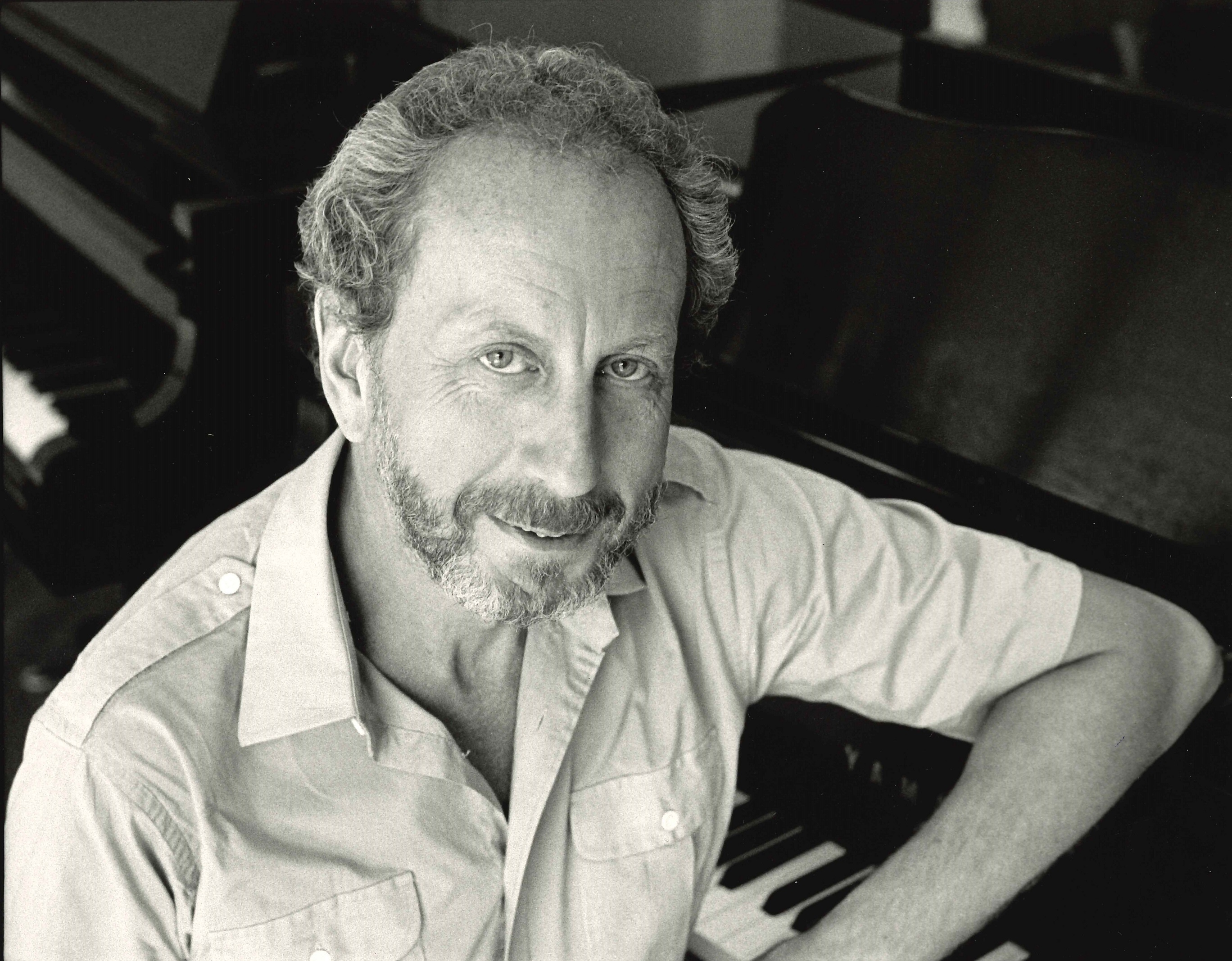 Faculty of Music community remembers Carl Morey (1934-2018)