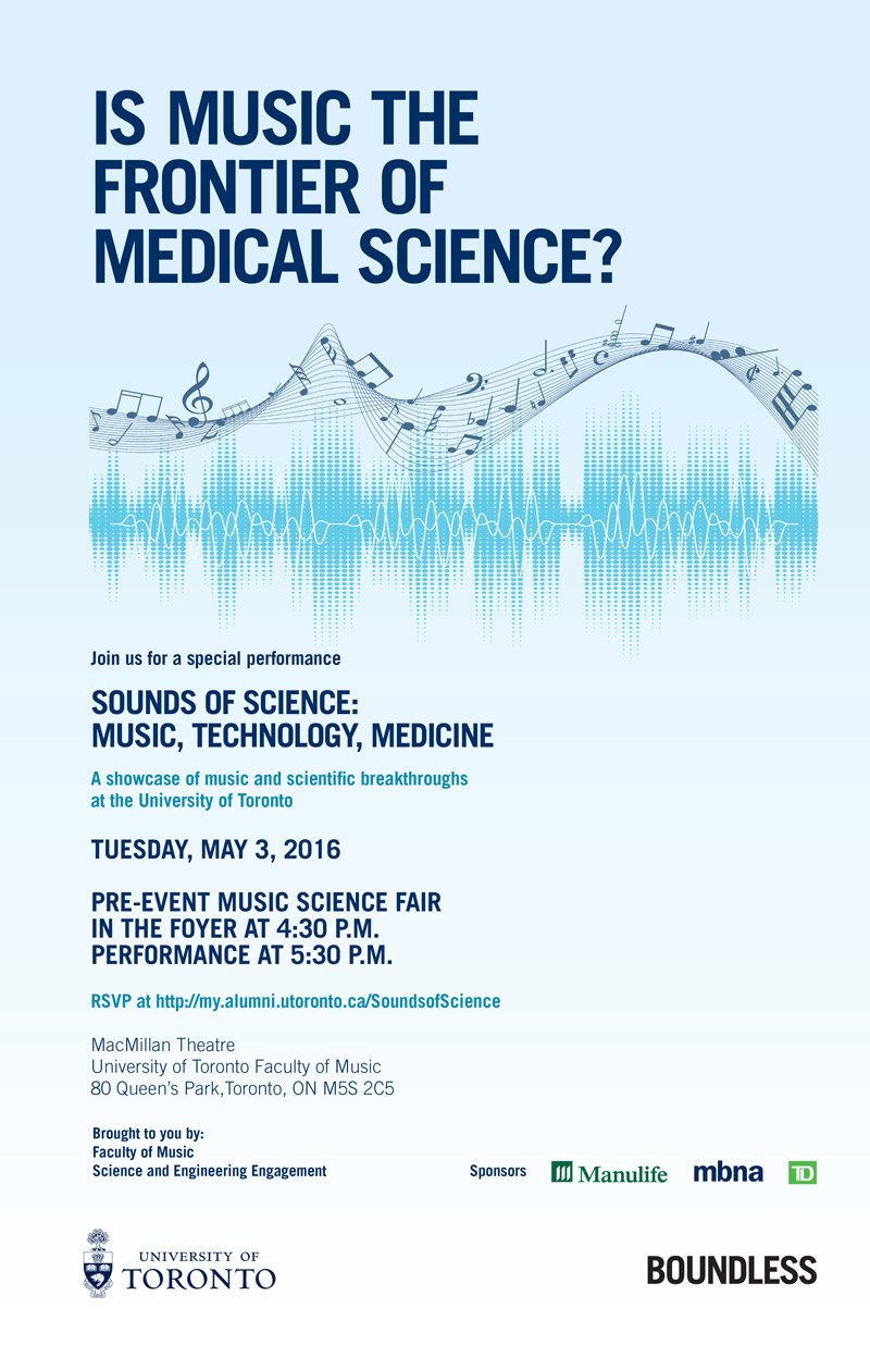 Is Music the Frontier of Medical Science?