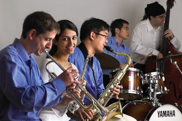 Engineering and Music to launch new music minor and certificate this September